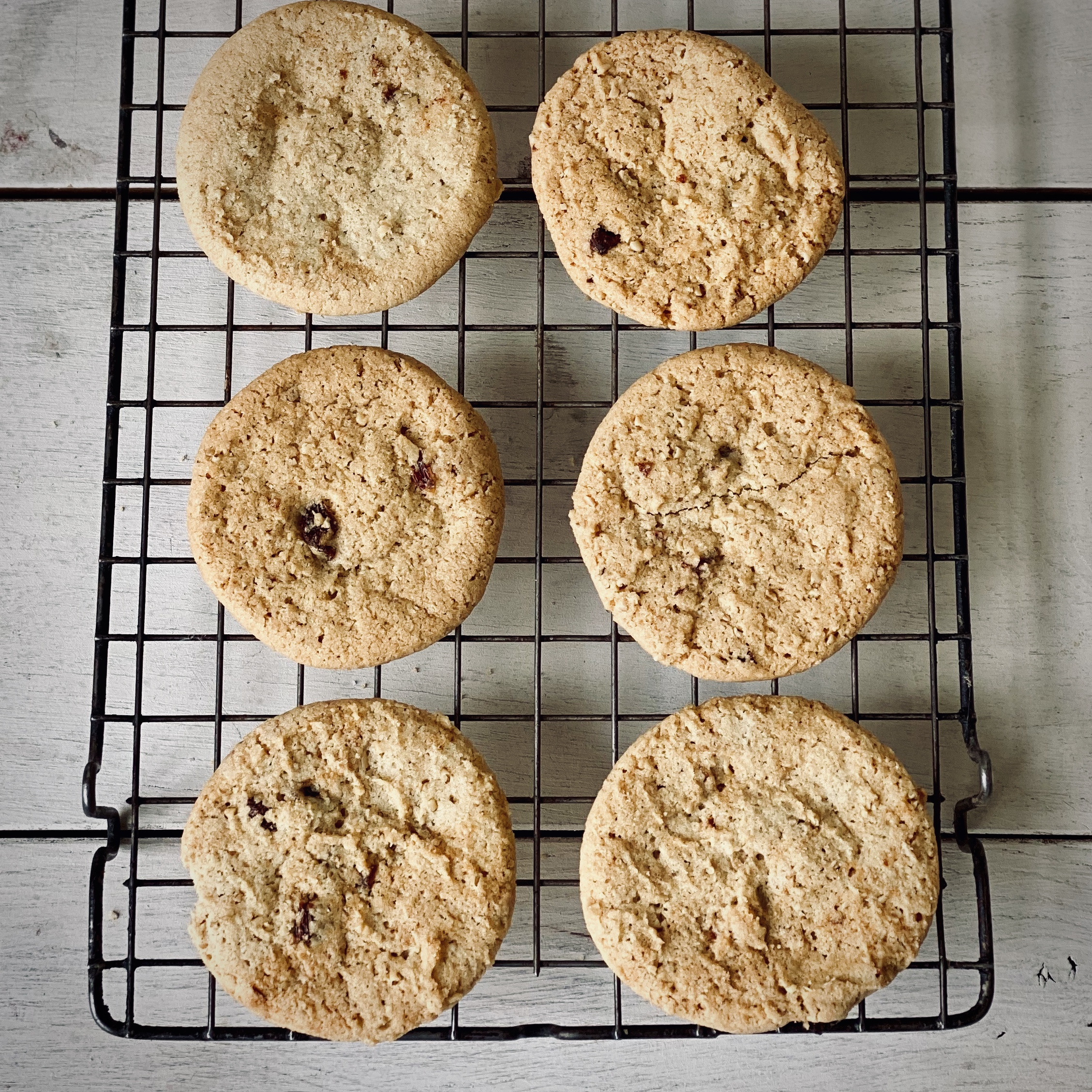 Lottie Shaw's Heritage Oatmeal & Raisin Biscuits